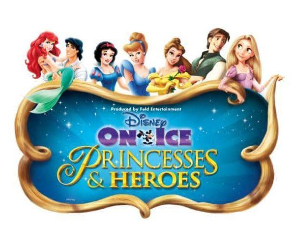 Disney On Ice presents Princesses and Heroes Giveaway! #DisneyOnIce