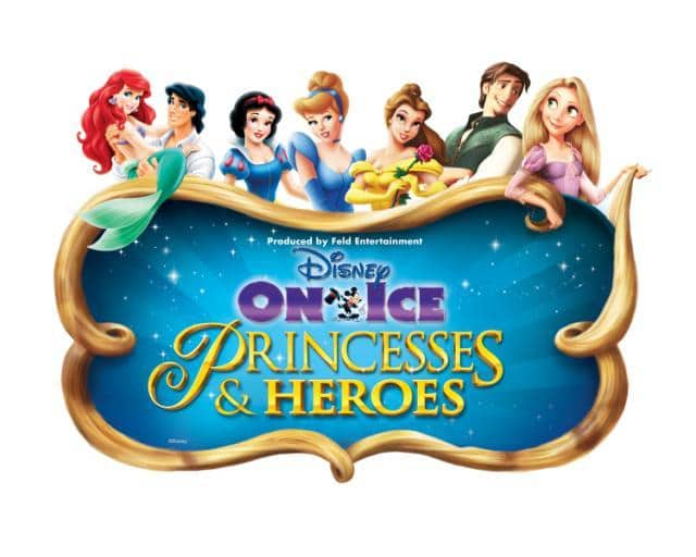 Disney On Ice presents Princesses and Heroes Giveaway! #DisneyOnIce