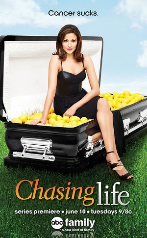 Talking Life With The Cast of #ChasingLife #ABCFamilyEvent