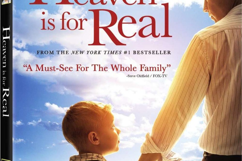 Heaven Is For Real #HeavenIsForRealMovie