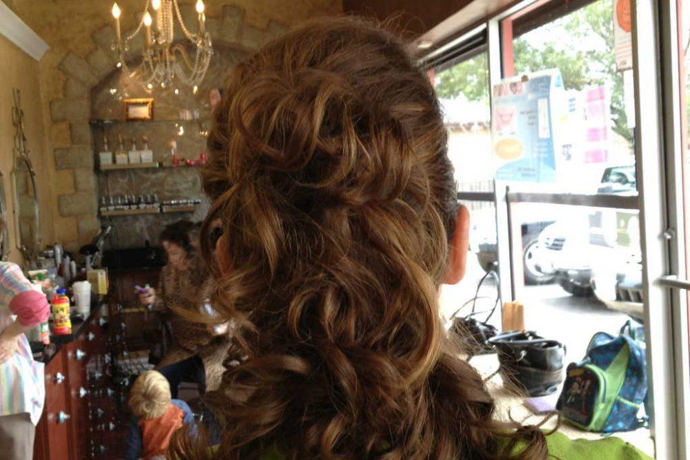 Get Salon Gorgeous Hair