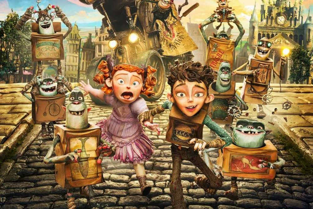The Boxtrolls Doing Good Deeds!
