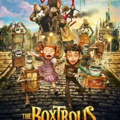 Boxtrolls Theatrical Poster