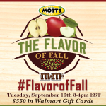 #FlavorfFall-Twitter-Party-9-15-3pmEST