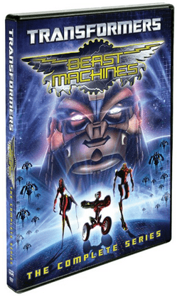 Transformers Beast Machines, The Complete Series