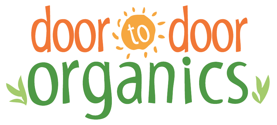 Door to Door Organics Free Farm Stands #JoyDelivered