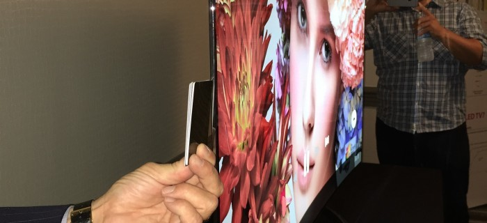 All I want for Christmas is a LG OLED TV