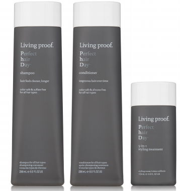 Living Proof Hair Products:  Perfect Hair Day