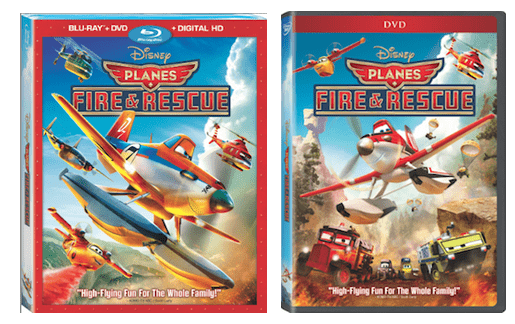 Disney's Planes: Fire & Rescue