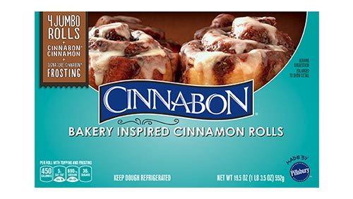 Weekend Indulgence – Pillsbury Partners With Cinnabon!