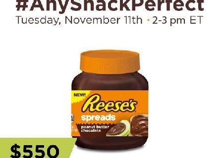 #AnySnackPerfect-Twitter-Party-11-11-14