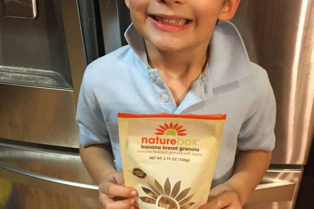 NatureBox Fall: Healthy Snacking