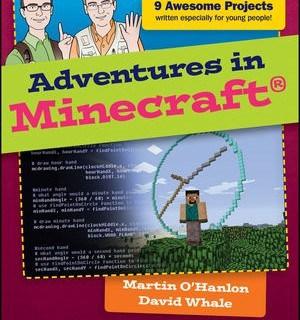 Minecraft Book Giveaway!