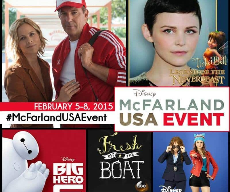 I'm Heading To LA Again – #McFarlandUSAEvent #BigHero6Bloggers #NeverbeastBloggers
