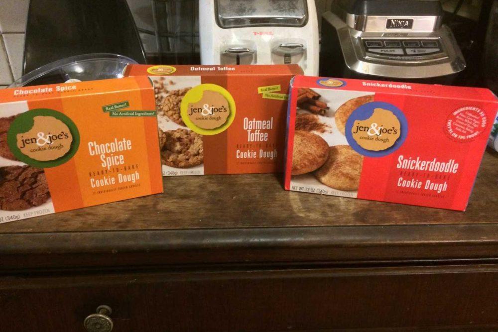 Jen & Joe's cookie dough