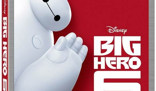 Disney's Big Hero 6 Arrives on DMA 02/03 and Blu-ray 02/24
