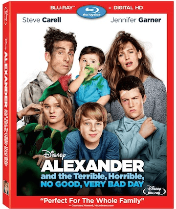 V-Day Survival Kit ~ Alexander and the Terrible, Horrible, No Good, Very Bad Day