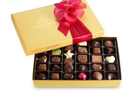 Godiva Valentine's Day Gift Ideas