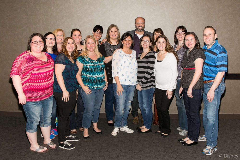 On a scale of 1 to 10, how would you rate your pain? My Scott Adsit aka Baymax Interview #BigHero6Bloggers