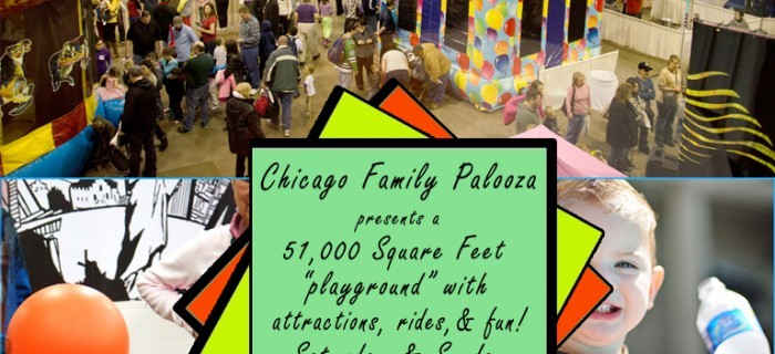 Chicago Family Palooza Giveaway!