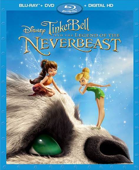 Tinkerbell And The Legend Of The Neverbeast Review #NeverbeastBloggers