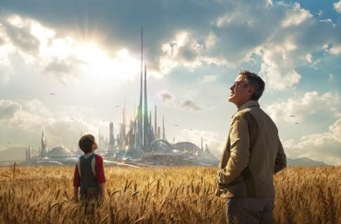 Disney's TOMORROWLAND Trailer & Poster Debut!!!
