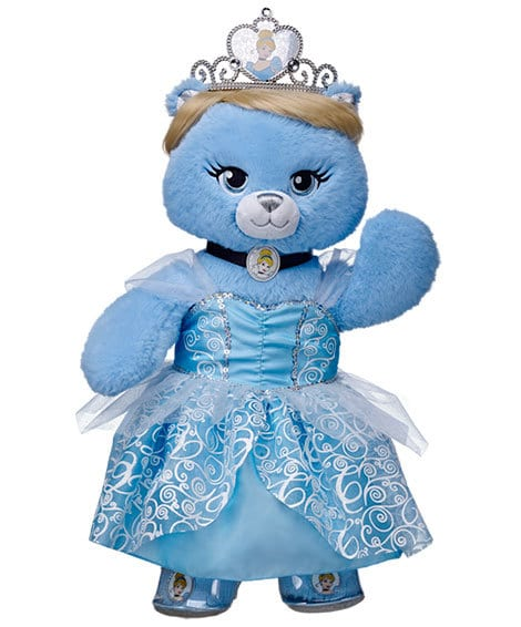 Limited Edition Disney Princess Cinderella Bear Giveaway! #CinderellaBear