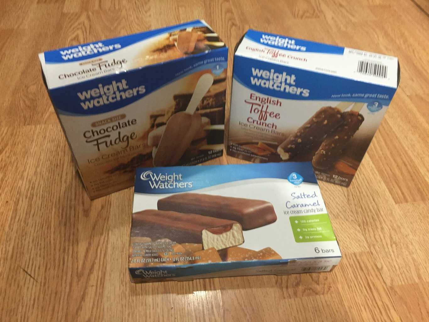 I scream, you scream, we all scream for Weight Watchers® ice cream