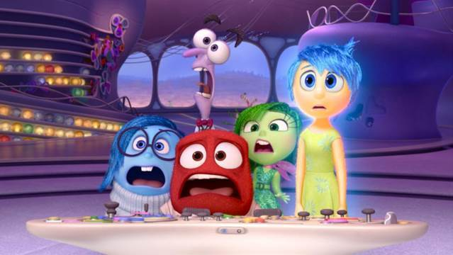 INSIDE OUT – In Theatres Everywhere Today