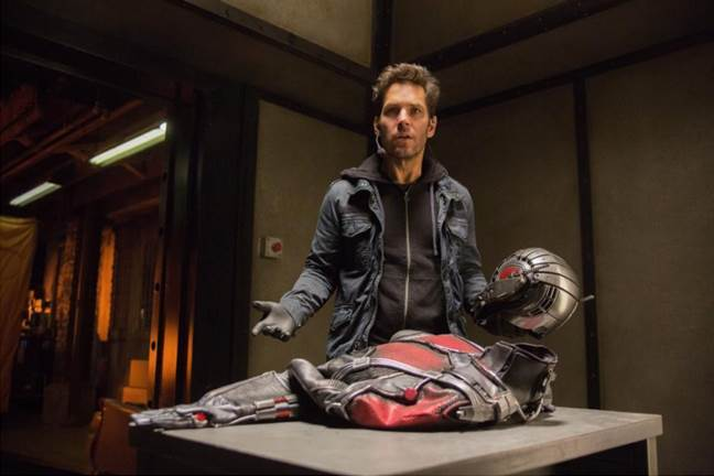 Marvel's ANT-MAN – New Spot Now Available
