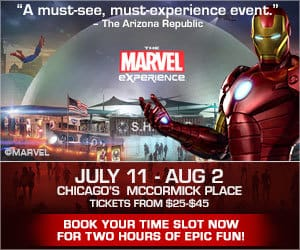 The Marvel Experience Giveaway!