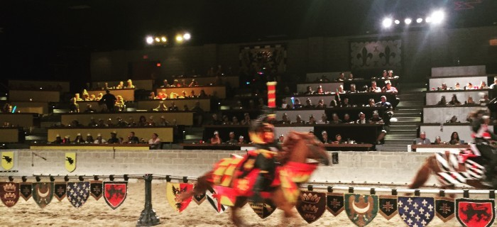 Medieval Times Dinner & Tournament Giveaway!