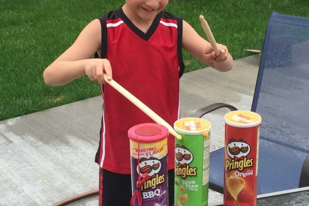 Jammin With Pringles®