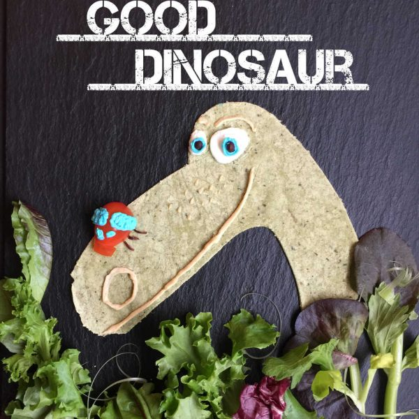 Disney Pixar The Good Dinosaur Snack Tray