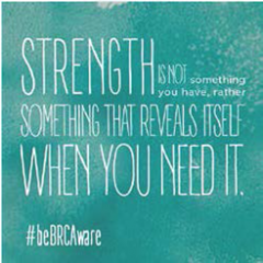 How has Ovarian Cancer affected you? #beBRCAware