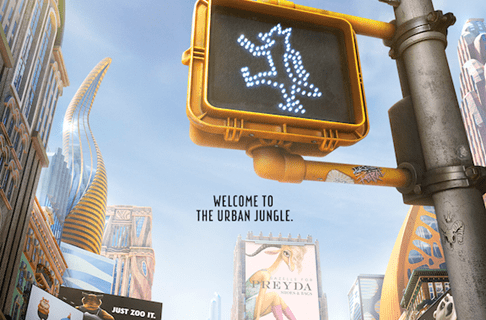 ZOOTOPIA – New Poster Now Available!!!