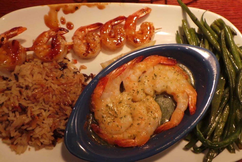 Enjoy Red Lobster Endless Shrimp!