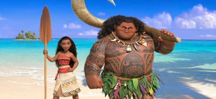 Disney's MOANA Finds Her Voice!!!
