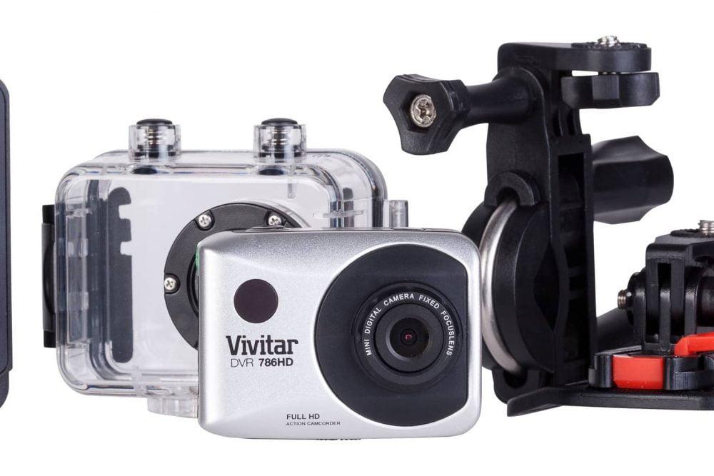 Vivitar DVR786 Giveaway!
