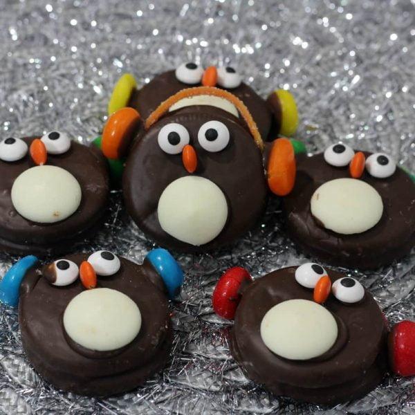 Ear Muff Oreo Cookies