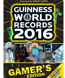 2016 Guinness World Records 2016 Gamer's Edition