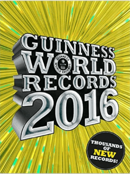 2016 Guinness World Records