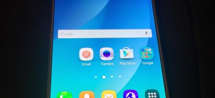 Samsung Galaxy Note5 #SprintMom