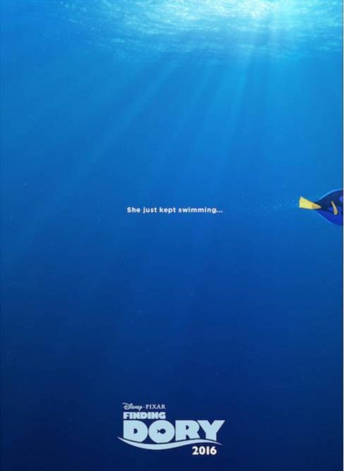 FINDING DORY – New Teaser Trailer and Poster Now Available!!!