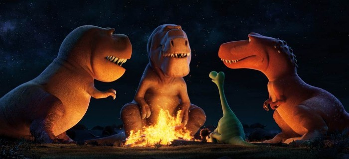 Disney/Pixar's THE GOOD DINOSAUR – New Film Clips Now Available!!!
