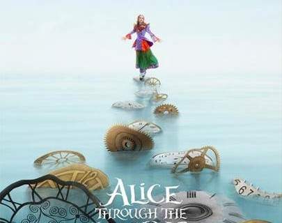 ALICE THROUGH THE LOOKING GLASS – Teaser Trailer Now Available
