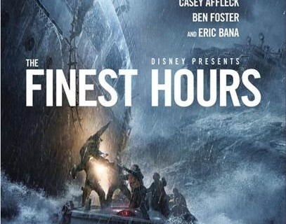 THE FINEST HOURS – New Trailer & Poster Now Available