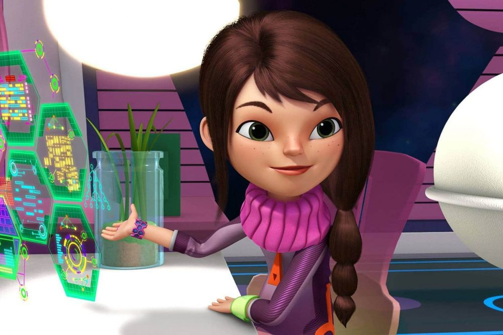 Girls, STEM, And How Disney Junior Brings The Two Together #MilesEvent