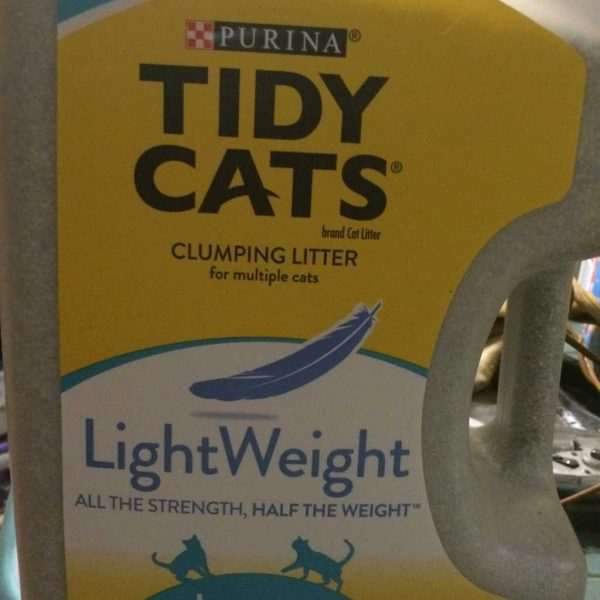 Tidy Cats LightWeight Instant Action Litter