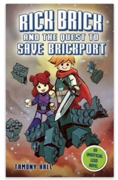 Rick Brick and the Quest to Save Brickport